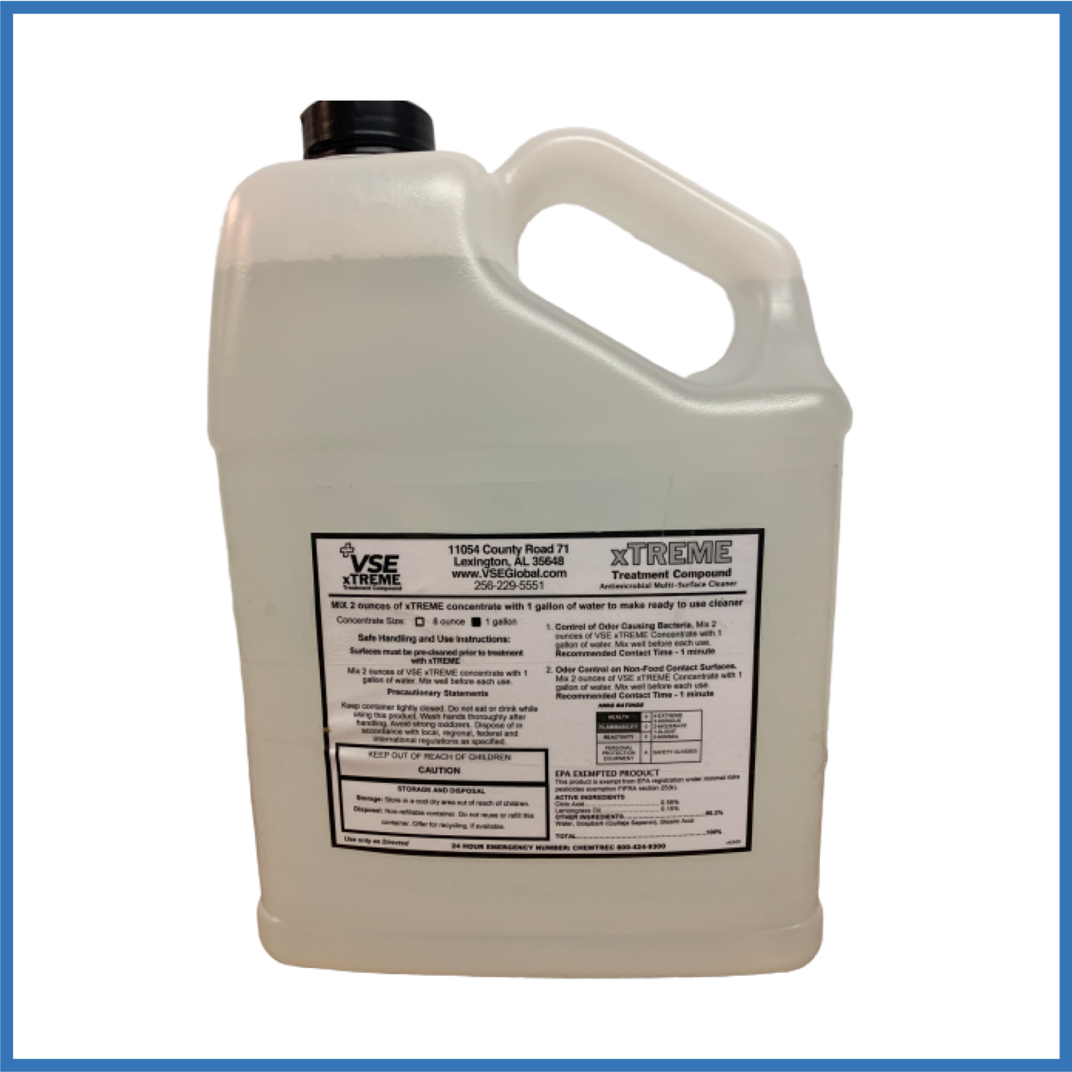 1 Gal VSE xTREME Treatment Compound